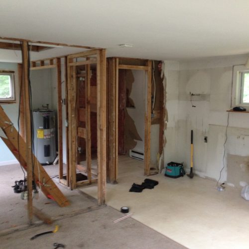 Whole House remodel- kitchen Interior (before)