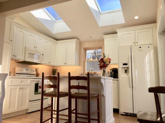 New Kitchen Remodel after 3D Render
